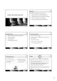Bài giảng Kiểm toán 1 - Chương 2: Môi trường kiểm toán