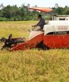 Sáu đột phá phát triển nông nghiệp