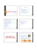 Bài giảng Tin học đại cương - Dzoãn Xuân Thanh
