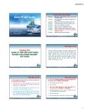 Bài giảng Kinh tế xây dựng: Chương 8 - NCS.ThS. Đặng Xuân Trường