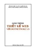Giáo trình Thiết kế Web với Dotnetnuke 5.X - Sở Khoa học và Công nghệ ĐăkLăk