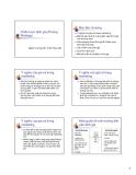 Bài giảng Marketing căn bản: Chương 7 - Trần Hồng Hải