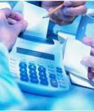 Giáo trình Kế toán ngân hàng - Phần 2
