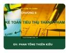 Bài giảng Kế toán tài chính: Chương 8 - Phan Tống Thiên Kiều