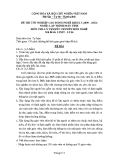 Đề thi & đáp án lý thuyết Lập trình máy tính năm 2012 (Mã đề LT6)