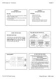 Bài giảng Kế toán doanh nghiệp nâng cao: Chương 2 - Cồ thị Thanh Hương