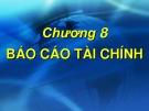 Bài giảng Kế toán doanh nghiệp: Chương 8 - Nguyễn Thị Vân Anh