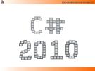 Bài giảng Lập trình C# 2010: Chương 2.4 - ĐH Công nghệ Đồng Nai