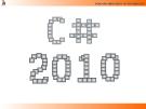 Bài giảng Lập trình C# 2010: Chương 2.3 - ĐH Công nghệ Đồng Nai
