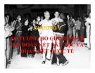 Bài giảng Tư tưởng Hồ Chí Minh: Chương 5 - GV. Lý Ngọc Yến Nhi