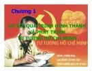 Bài giảng Tư tưởng Hồ Chí Minh: Chương 1 - GV. Lý Ngọc Yến Nhi