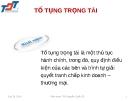 Bài giảng Luật kinh doanh: Bài 17 - ThS. Nguyễn Quốc Sỹ