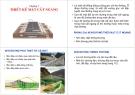 Bài giảng Thiết kế đường ô tô: Chương 5 - TS. Văn Hồng Tấn