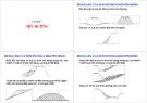 Bài giảng Thiết kế đường ô tô: Chương 7, 8 - TS. Văn Hồng Tấn