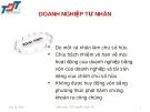 Bài giảng Luật kinh doanh: Bài 3 - ThS. Nguyễn Quốc Sỹ