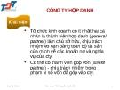 Bài giảng Luật kinh doanh: Bài 5 - ThS. Nguyễn Quốc Sỹ