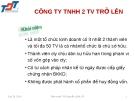 Bài giảng Luật kinh doanh: Bài 6 - ThS. Nguyễn Quốc Sỹ