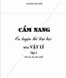 Ebook Cẩm Nang Ôn luyện thi Đại học môn Vật Lí: Tập 2 - Nguyễn Anh Vinh