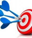 Giáo trình Quản Trị Marketing: Phần 2 - CĐ Phương  Đông
