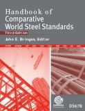 Ebook Hanbook of comparative world steel standards - Jonh E. Bringgas