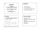 Chuyên đề 1: Tiếp cận hệ thống thông tin kế toán - Bùi Quang Hùng