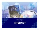 Bài giảng Tin học đại cương - Chương 3: Internet