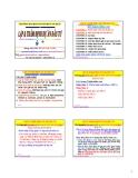 Bài giảng Lập và thẩm định dự án đầu tư: Chương 1, 2 - PGS. Nguyễn Thống