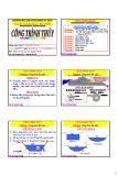 Bài giảng Công trình thủy: Chương 6 - PGS. Nguyễn Thống