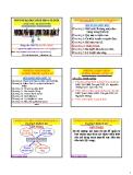 Bài giảng Phương pháp định lượng trong quản lý: Chương 5 - PGS. Nguyễn Thống
