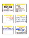 Bài giảng Thủy năng và thủy điện: Chương 4 - PGS. Nguyễn Thống