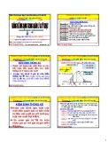 Bài giảng Thống kê ứng dụng trong quản lý và kỹ thuật: Chương 3 - PGS. Nguyễn Thống