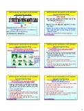Bài giảng Phương pháp định lượng trong quản lý: Chương 15 - PGS. Nguyễn Thống