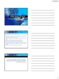 Bài giảng Kế toán tài chính - Chương 1: Tổng quan về kế toán tài chính (2013)