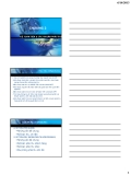 Bài giảng Kế toán tài chính - Chương 2: Kế toán tiền và các khoản phải thu