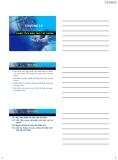 Bài giảng Kế toán tài chính - Chương 10: Phân tích báo cáo tài chính