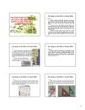Bài giảng Nguyên lý thiết kế cảnh quan - Chương 7: Phương pháp sử dụng và cách thể hiện các dụng cụ để diễn họa