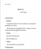 Giáo án Ngữ văn 11 tuần 3: Thương vợ