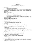 Giáo án  bài 13: Đan hoa chữ thập đơn - Thủ công 3  - GV.T.T.Chinh