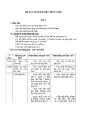 Giáo án Thủ công 3 bài Bài 16: Làm quạt giấy tròn - GV:H.B.Hằng