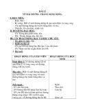 Giáo án Toán 4 chương 2 bài 1: Vẽ hai đường thẳng song song