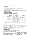 Giáo án Toán 4 chương 1 bài 6: Triệu và lớp triệu