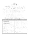 Giáo án Toán 4 chương 1 bài 4: Hàng và lớp