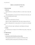 Giáo án Ngữ văn 11 tuần 13: Phong cách ngôn ngữ báo chí (tiếp theo)