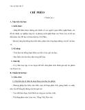Giáo án Ngữ văn 11 tuần 13: Chí Phèo