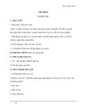 Giáo án Ngữ văn 11 tuần 14: Chí Phèo (tiếp theo)