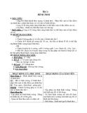 Giáo án Toán 4 chương 4 bài 3: Hình thoi