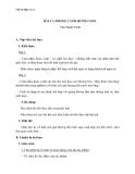 Giáo án Ngữ văn 11 tuần 5: Đọc thêm: Bài ca phong cảnh Hương Sơn (Hương Sơn phong cảnh ca)
