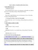 Giáo án Vật lý 12 bài 18: Động cơ không đồng bộ ba pha