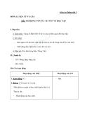 Giáo án tuần 2 bài LTVC: Mở rộng vốn từ: Từ ngữ về học tập. Dấu chấm hỏi - Tiếng việt 2 - GV. Hoàng Quân