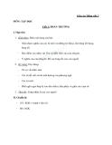Giáo án tuần 2 bài Tập đọc: Phần thưởng - Tiếng việt 2 - GV. Hoàng Quân